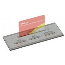TAIDEN HCS-4843NDTKE-S/50 Delegate Unit silver
