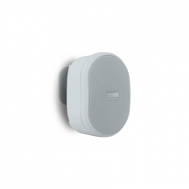 """Apart OVO3T-W 3"""" small design loudspeaker, white"""