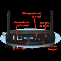 Wepresent WiPG 1000P