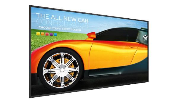 Philips breidt serie Q-line displays uit