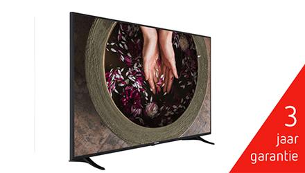 Garantie Philips commercial displays