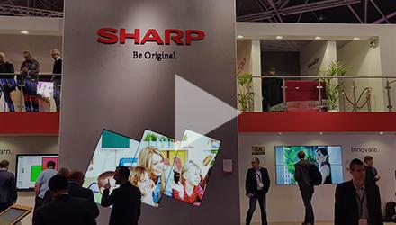 ISE 2019 - Sharp