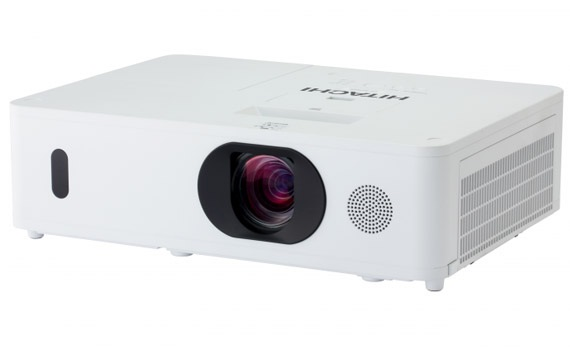 Hitachi CP-WU5500 actie