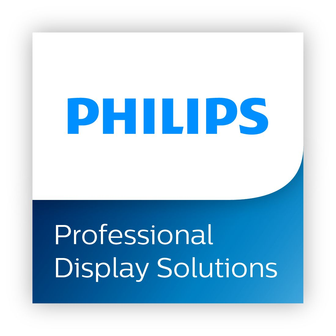 Philips Professional Display Logo